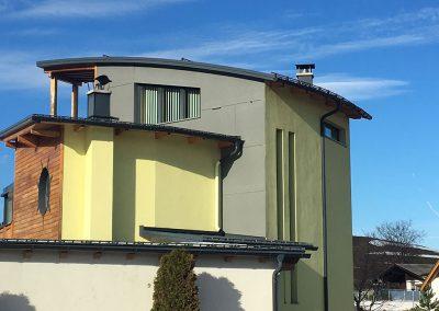 Gemauerter Kamin - Ofenbau Kiechl Innsbruck Tirol