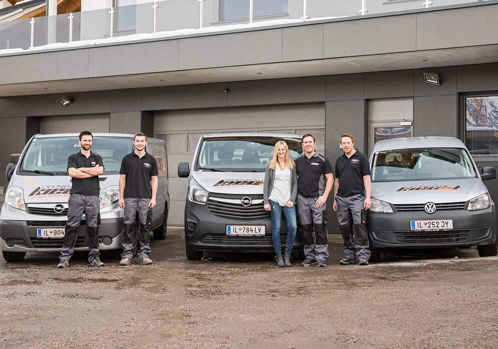 Team Ofenbau Kiechl